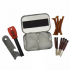 TBS Firelighting Kit with Leather Pouch - Army Firesteel